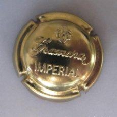 Coleccionismo de cava: CHAPA XAPA CAVA GRAMONA IMPERIAL. Lote 235514335