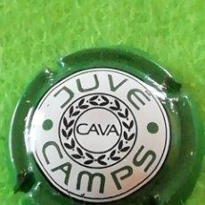 Coleccionismo de cava: CHAPA CAVA JUVE CAMPS. Lote 235677125
