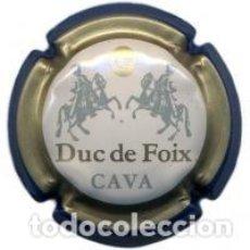 Collectionnisme de cava: PLACA CHAPA CAVA - CAVES DUC DE FOIX 3. Lote 236585680