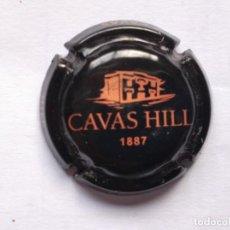 Coleccionismo de cava: PLACA DE CAVA CAVAS HILL Nº 67744. Lote 245627525