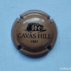 Coleccionismo de cava: PLACA DE CAVA CAVAS HILL Nº 89213. Lote 245627665