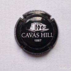 Coleccionismo de cava: PLACA DE CAVA CAVAS HILL Nº 112621. Lote 245627965