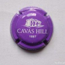 Coleccionismo de cava: PLACA DE CAVA CAVAS HILL Nº 125868. Lote 245628115