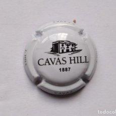 Coleccionismo de cava: PLACA DE CAVA CAVAS HILL Nº 131847. Lote 245628270