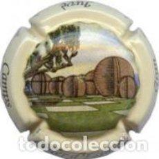 Coleccionismo de cava: PLACA CHAPA CAVA - CAVES JUVÉ & CAMPS (NO RBA). Lote 246056040