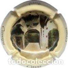 Coleccionismo de cava: PLACA CHAPA CAVA - CAVES JUVÉ & CAMPS (NO RBA). Lote 246056155