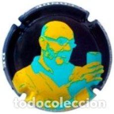 Coleccionismo de cava: PLACA CHAPA CAVA - CONDE DE VALICOURT. Lote 246066285
