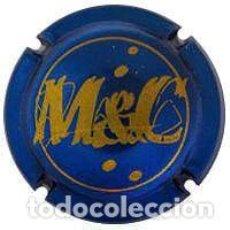 Coleccionismo de cava: PLACA CHAPA CAVA - MOLINER & CAMPS. Lote 246066725