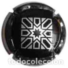 Coleccionismo de cava: CHAPA CAVA - BESO DE REQUENA - TIPO 1 (ANTIGUO). Lote 246067855