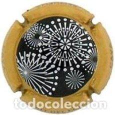 Coleccionismo de cava: PLACA CHAPA CAVA - AUTONÒMIQUES NIT DEL FOC - REQUENA. Lote 246068080