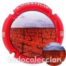 Coleccionismo de cava: PLACA CHAPA CAVA - SUMARROCA - TARDOR. Lote 246070800