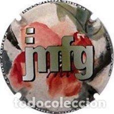 Coleccionismo de cava: PLACA CHAPA CAVA - JOSEP MA FERRET I GUASCH. Lote 246077555