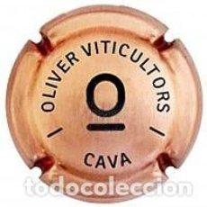 Coleccionismo de cava: PLACA DE CAVA - OLIVER VITICULTORS - X 180565. Lote 246615815