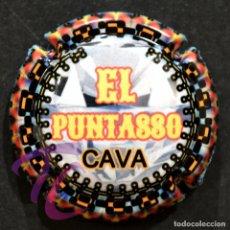 Coleccionismo de cava: PLACA DE CAVA PIRULA CAVA EL PUNTASSO. Lote 252683235