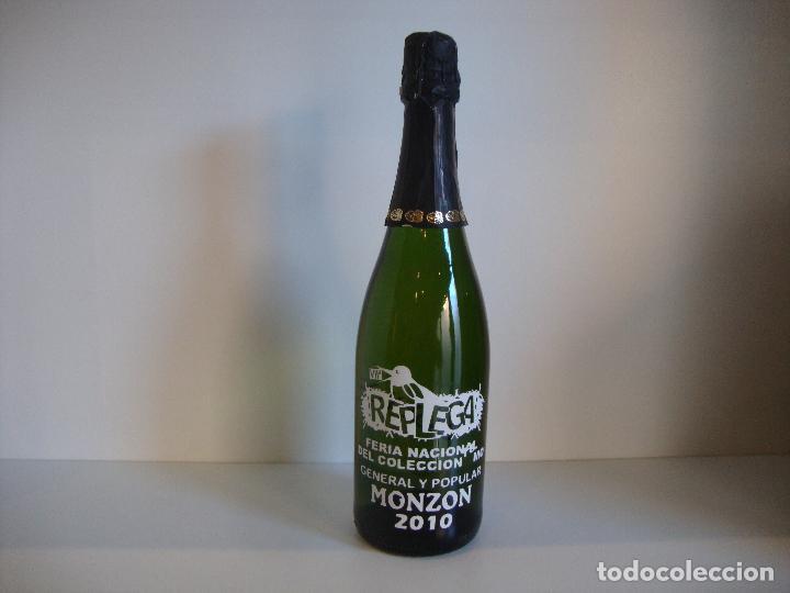 BOTELLA DE CAVA REPLEGA 2010 LUIS BUÑUEL NUEVA (Coleccionismo - Botellas y Bebidas - Cava)