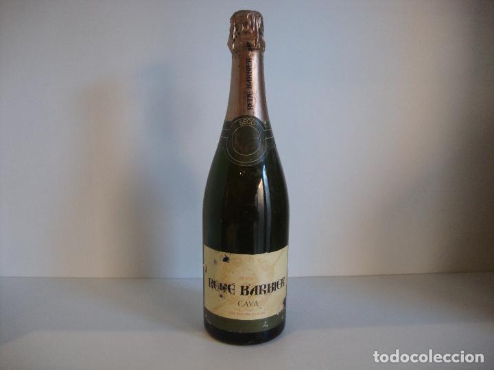 BOTELLA DE CAVA RENE BARBIER (Coleccionismo - Botellas y Bebidas - Cava)