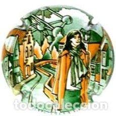 Coleccionismo de cava: 6 PLACAS COLECCIÓN COMPLETA. JAUME SERRA. Lote 253722560