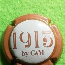 Coleccionismo de cava: CHAPA CAVA CANALS Y MUNNE. 1915 BY C&M. Lote 255644675