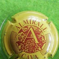 Coleccionismo de cava: CHAPA CAVA ALMIRALL. Lote 259762950