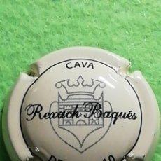 Collezionismo di cava: CHAPA CAVA REACH BAQUES. AMARILLENTA. Lote 260285685