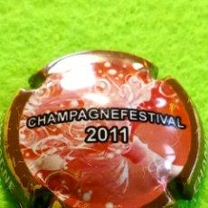 Collezionismo di cava: CHAPA CAVA. CHAMPAGNE FESTIVAL 2011. Lote 261841730