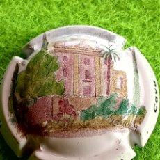 Coleccionismo de cava: CHAPA CAVA VILARDELL. VILANOVA Y LA GELTRÚ. Lote 263268180