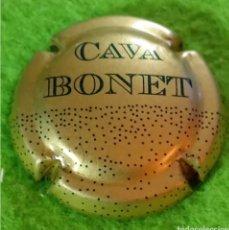 Colecionismo de cava: CHAPA CAVA BONET. Lote 267684139