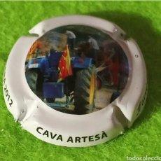 Colecionismo de cava: CHAPA CAVA. FARRE GARRIGA. Lote 267685434