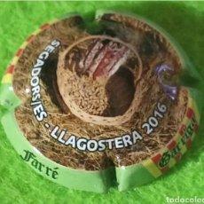 Colecionismo de cava: CHAPA CAVA FARRE GARRIGA. Lote 267692859