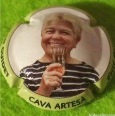 Colecionismo de cava: CHAPA CAVA FARRE GARRIGA. Lote 267692914