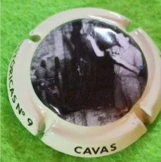 Colecionismo de cava: CHAPA CAVA. FERRET. Lote 267693139