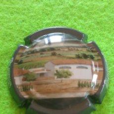 Coleccionismo de cava: CHAPA CAVA PLANAS ALBAREDA. Lote 268299274