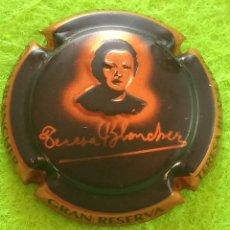 Coleccionismo de cava: CHAVA CAVA BLANCHER. TERESA BLANCHER. Lote 268476144