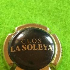 Coleccionismo de cava: CHAPA CAVA. CLOS SOLEYA.. Lote 268852884