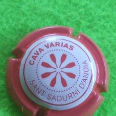 Coleccionismo de cava: CHAPA CAVA.. CAVA VARIAS. Lote 268899354