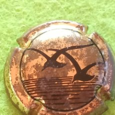 Coleccionismo de cava: ANTIGUA .CHAPA CAVA. DESCONOZCO EL NOMBRE DE LA CAVA. Lote 269017024