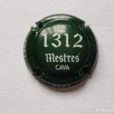 Coleccionismo de cava: PLACA DE CAVA MESTRES Nº 2670. Lote 269449963