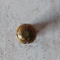 Coleccionismo de cava: CHAPA CAVA CODORNIU DORADA ESTRELLA SEIS PUNTAS. Lote 270640678