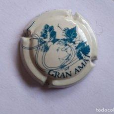 Coleccionismo de cava: PLACA DE CAVA GRAN AMAT Nº 23934. Lote 270935903