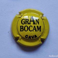 Coleccionismo de cava: PLACA DE CAVA GRAN BOCAM Nº 18878. Lote 270937083