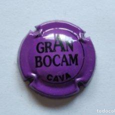 Coleccionismo de cava: PLACA DE CAVA GRAN BOCAM Nº 19787. Lote 270937228