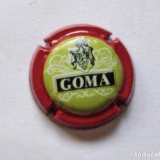 Coleccionismo de cava: PLACA DE CAVA GOMA Nº 36660. Lote 270937628