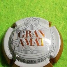 Collectionnisme de cava: CHAPA CAVA GRAN AMAT. Lote 282974263
