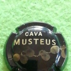Collectionnisme de cava: CHAPA CAVA MUSTEUS. Lote 283070093