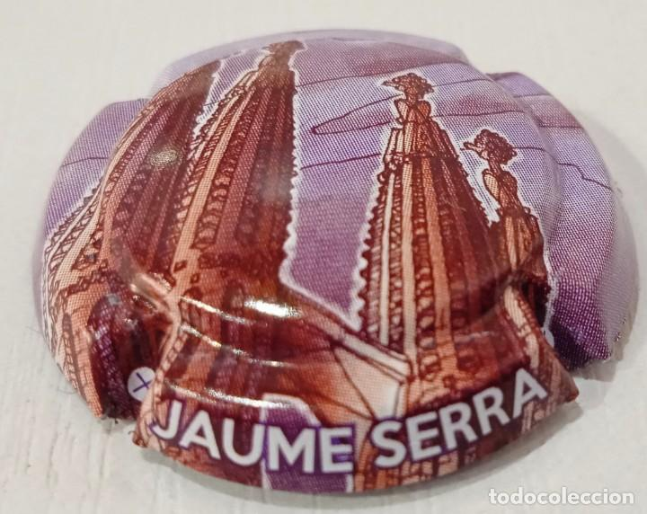 Coleccionismo de cava: PLACAS DE CAVA JAUME SERRA SERIE COMPLETA CIUDADES DE ESPAÑA - Foto 3 - 289746493