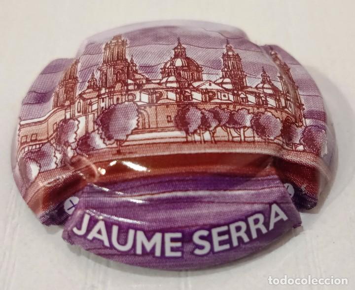 Coleccionismo de cava: PLACAS DE CAVA JAUME SERRA SERIE COMPLETA CIUDADES DE ESPAÑA - Foto 25 - 289746493