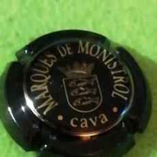 Coleccionismo de cava: CHAPA CAVA MARQUÉS DE MONISTROL. Lote 290134173
