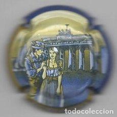 Coleccionismo de cava: CHAPA / PLACA - CAVA - JAUME SERRA. Lote 294093868