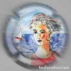 Coleccionismo de cava: CHAPA / PLACA - CAVA MASACHS - LA CUCANYA -. Lote 294110863