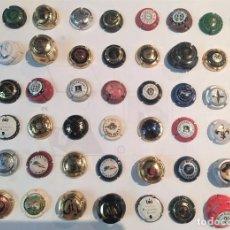 Coleccionismo de cava: 100 PLACAS DE CAVA. Lote 296806943